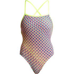 Funkita Strapped In One Piece Swimsuit colourful